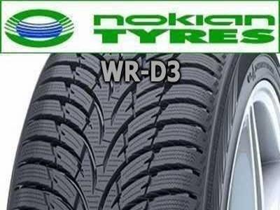 Nokian - WR D3