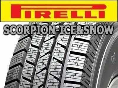 Pirelli - Scorpion Ice & Snow
