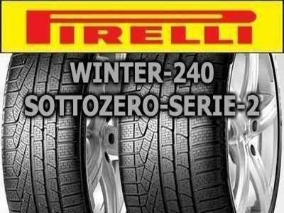 PIRELLI Winter 240 Sottozero Serie 2
