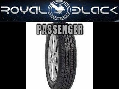 Royal black - Royal Passenger