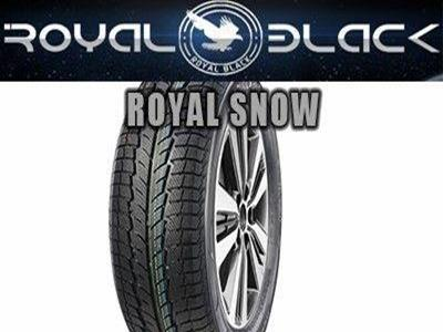 Royal black - Royal Snow