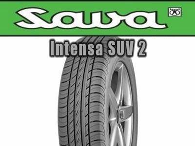 Sava - INTENSA SUV 2