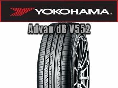 Yokohama - ADVAN dB V552
