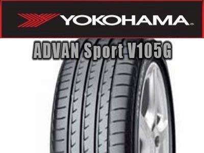 Yokohama - ADVAN Sport V105G