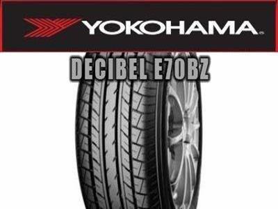 Yokohama - Decibel E70BZ