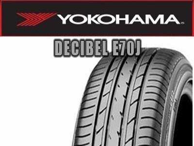 Yokohama - Decibel E70J