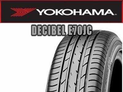 Yokohama - Decibel E70JC