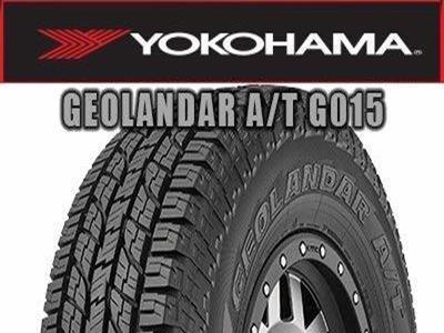 YOKOHAMA GEOLANDAR A/T G015<br>175/80R16 91S