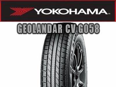 Yokohama - GEOLANDAR CV G058