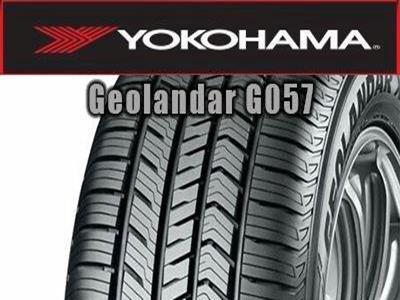 Yokohama - GEOLANDAR G057