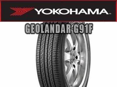 Yokohama - GEOLANDAR G91F