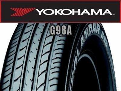 Yokohama - GEOLANDAR G98A