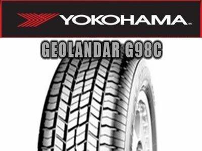 Yokohama - GEOLANDAR G98C