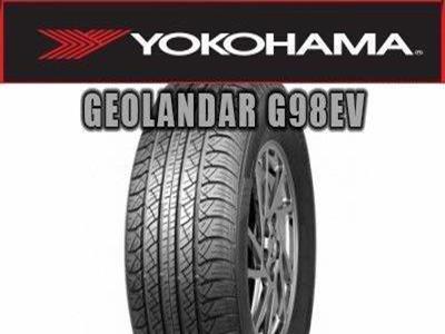 Yokohama - GEOLANDAR G98EV