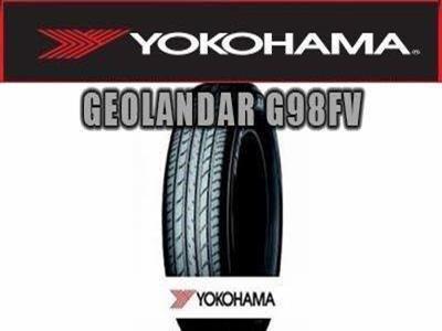 Yokohama - GEOLANDAR G98FV