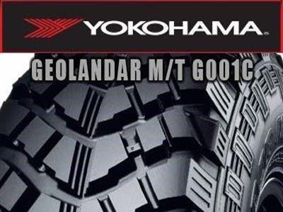 Yokohama - GEOLANDAR M/T+ G001C