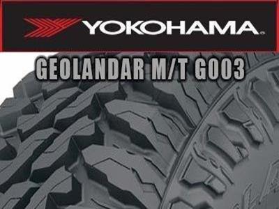 Yokohama - GEOLANDAR M/T G003