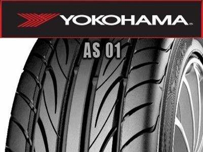 Yokohama - S.drive AS01
